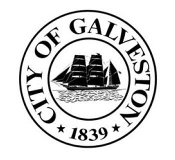 Galveston, TX City Seal