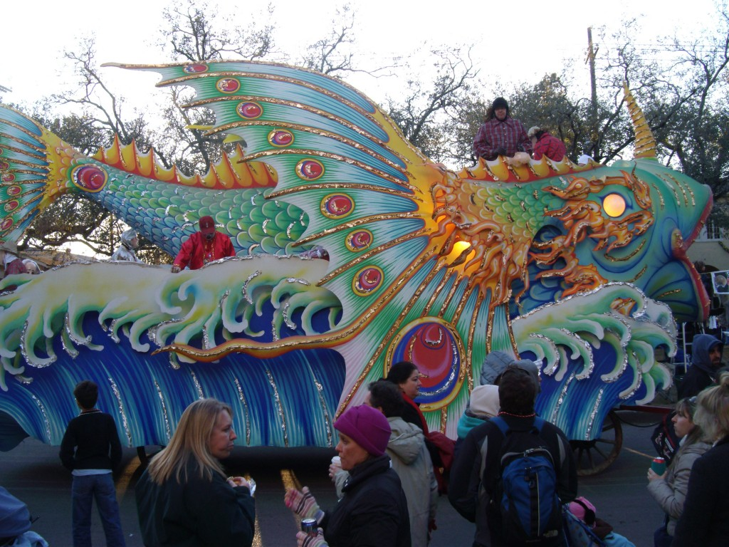 2010 Proteus Fish Float