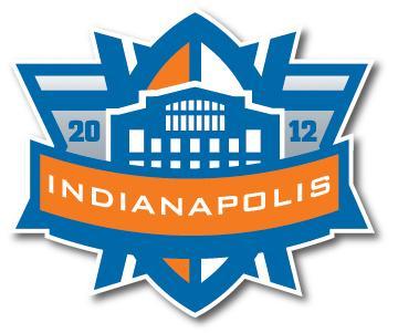 Indianapolis 2012 SuperBowl XLVI Logo