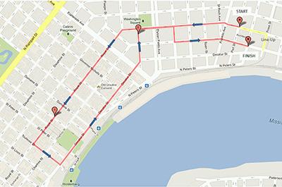2013 KdV Route