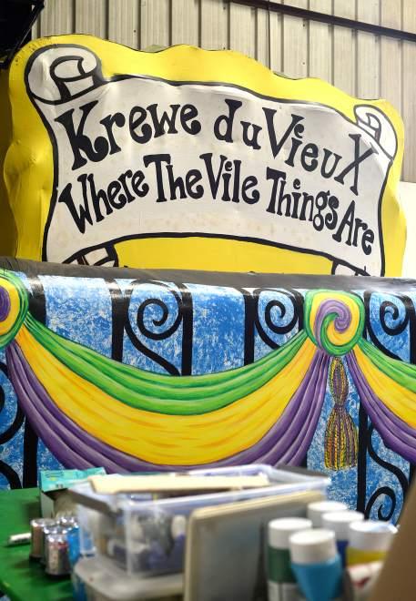 2014 KdV Title Float
