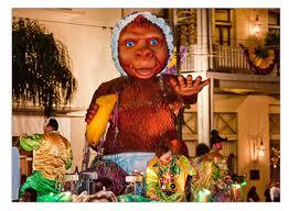 Baby Kong, Krewe of Bacchus