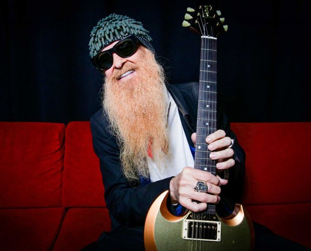 ZZ Top Guitarist and Lead Vocalist Billy Gibbons