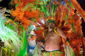 Brazil Mardi Gras