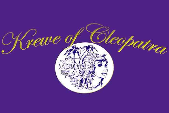 Krewe of Cleopatra Logo