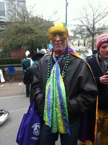 Fat Tuesday 2015 NoMusicMan