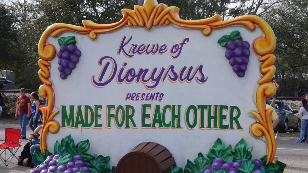 Dionysus 2015