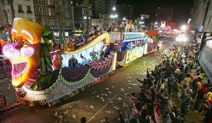 Endymion on Canal Street!