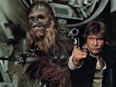 Hans & Chewbacca