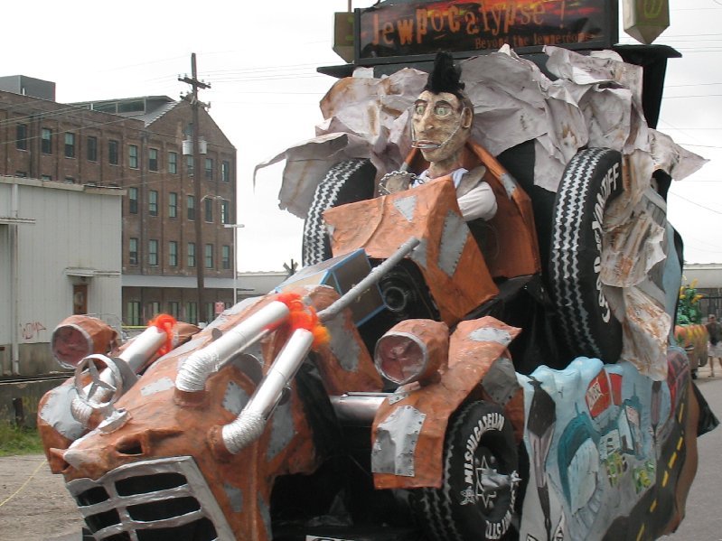 2012 KdV Float