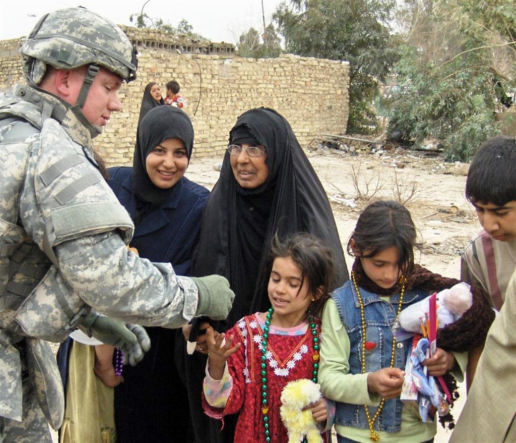 Iraq Mardi Gras
