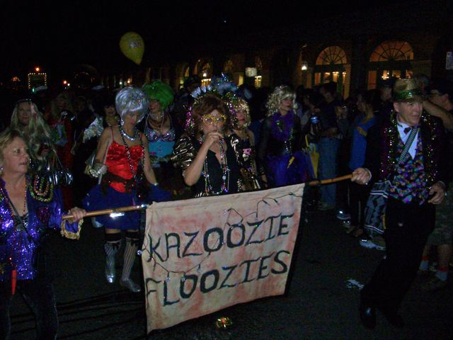 Kazoozie Floozies Banner