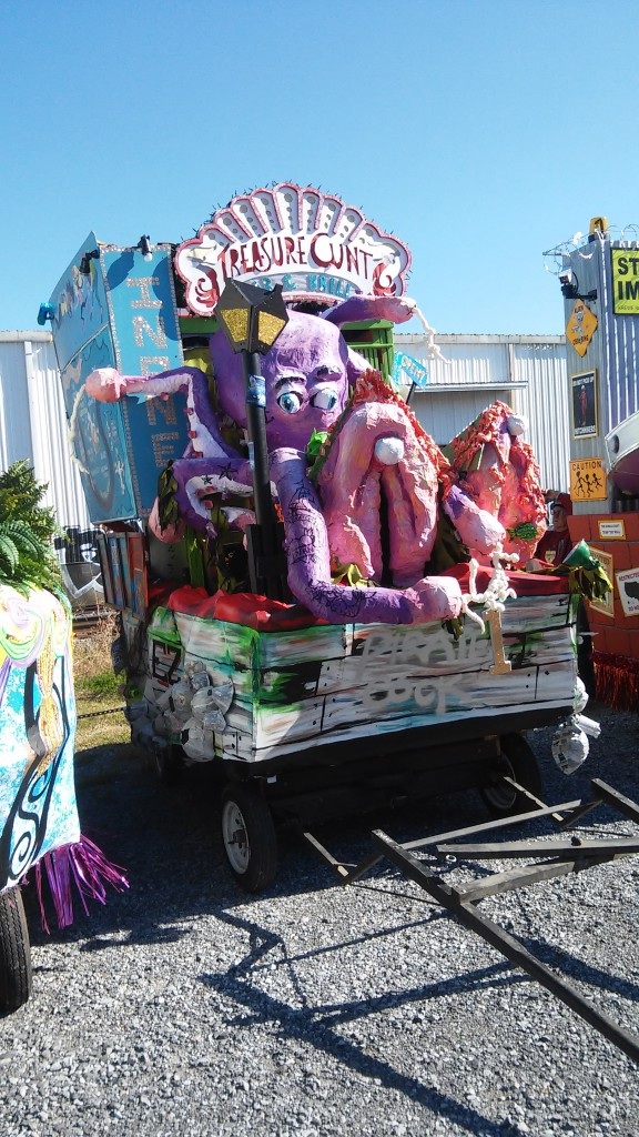 KdV 2016 Float 1