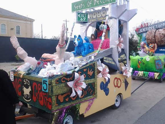 KdV 2015 Float