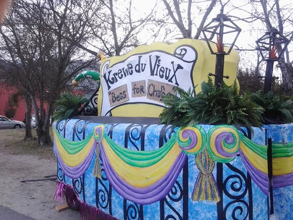 KdV2015 Title Float- Begs For Change!