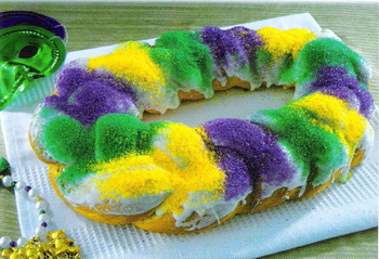 King Cake Recipe Like Randazzo