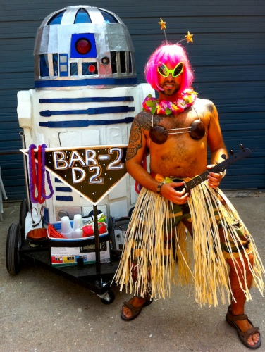 Krewe of Chewbacchus Inaugural March Participants