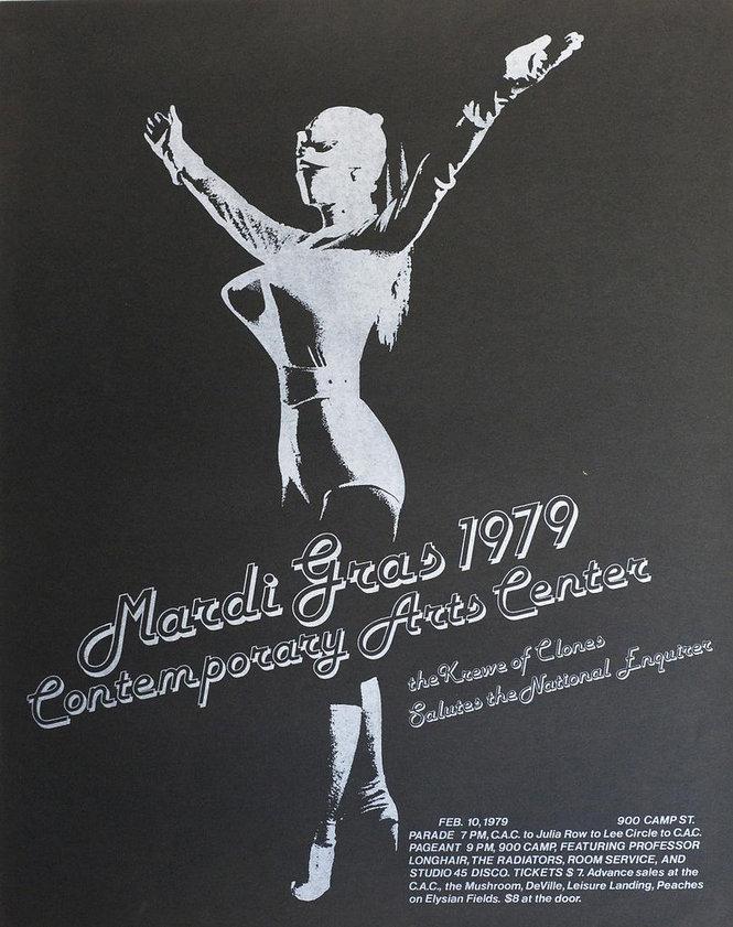 Krewe of Clones 1979 Poster