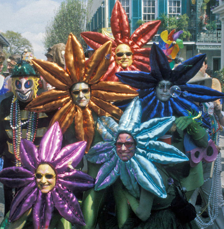 Krewe of St. Anne Revelers