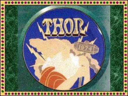 Krewe of Thor Emblem