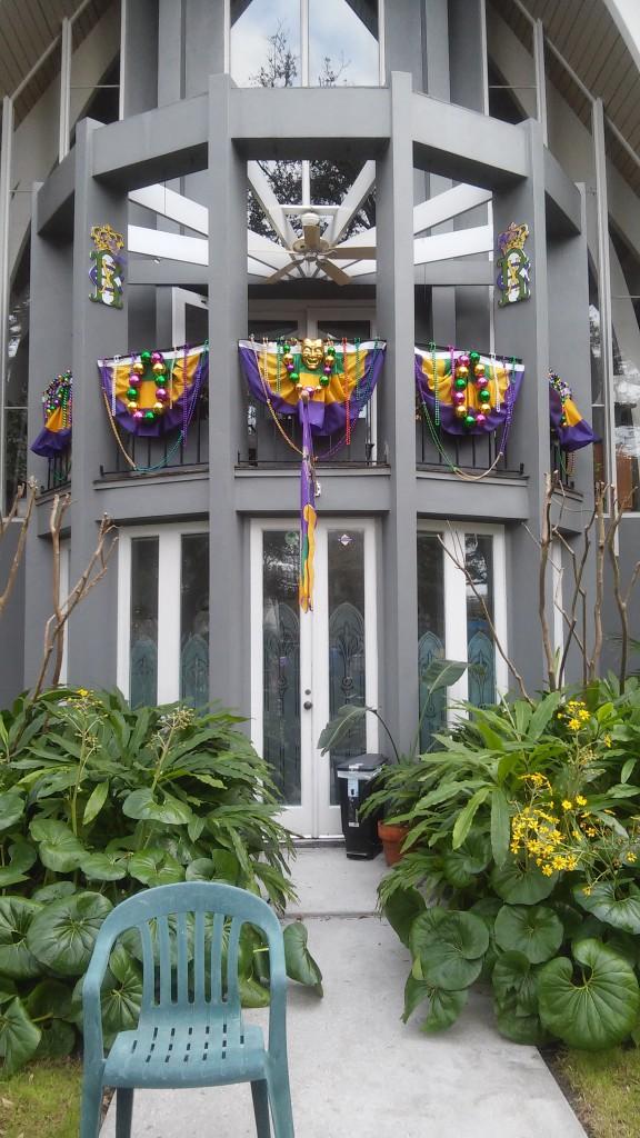 Mardi House!