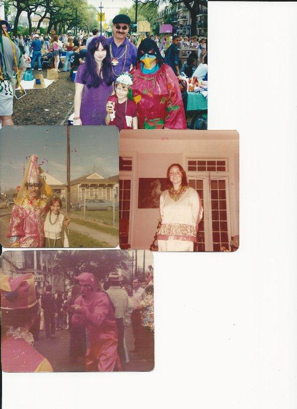 Meg Mardi Gras Series 2