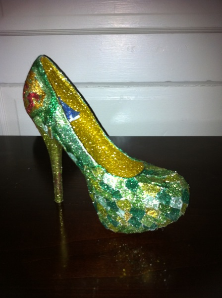 Fashionable Muses Shoe