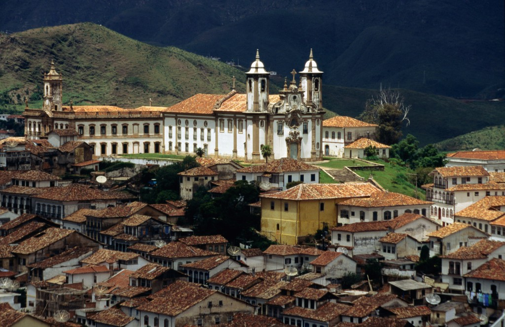 Beautiful, Historic Ouro Preto