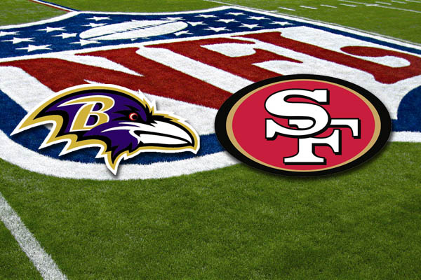 Ravens vs 49ers Super Bowl XLVII New Orleans