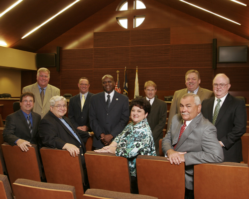 Slidell City Council 2010-2014