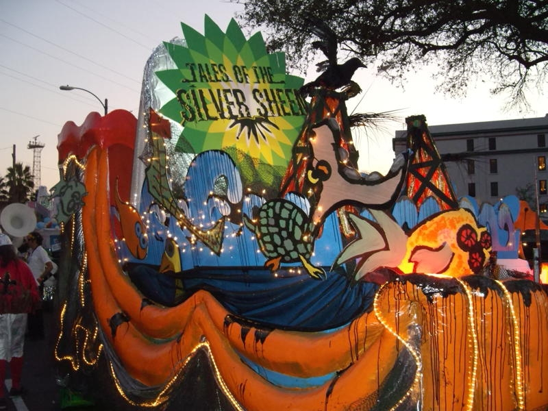 Underwear 2011 Float