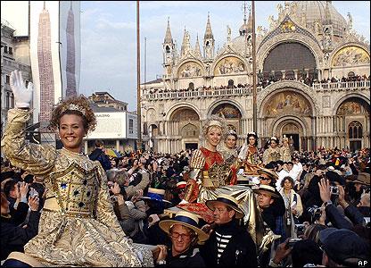 Venice Mardi Gras