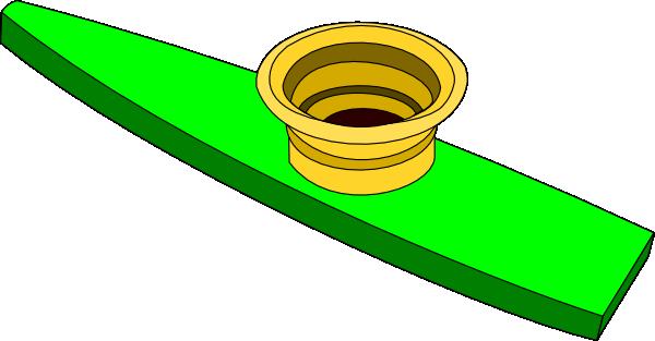 Green Kazoo