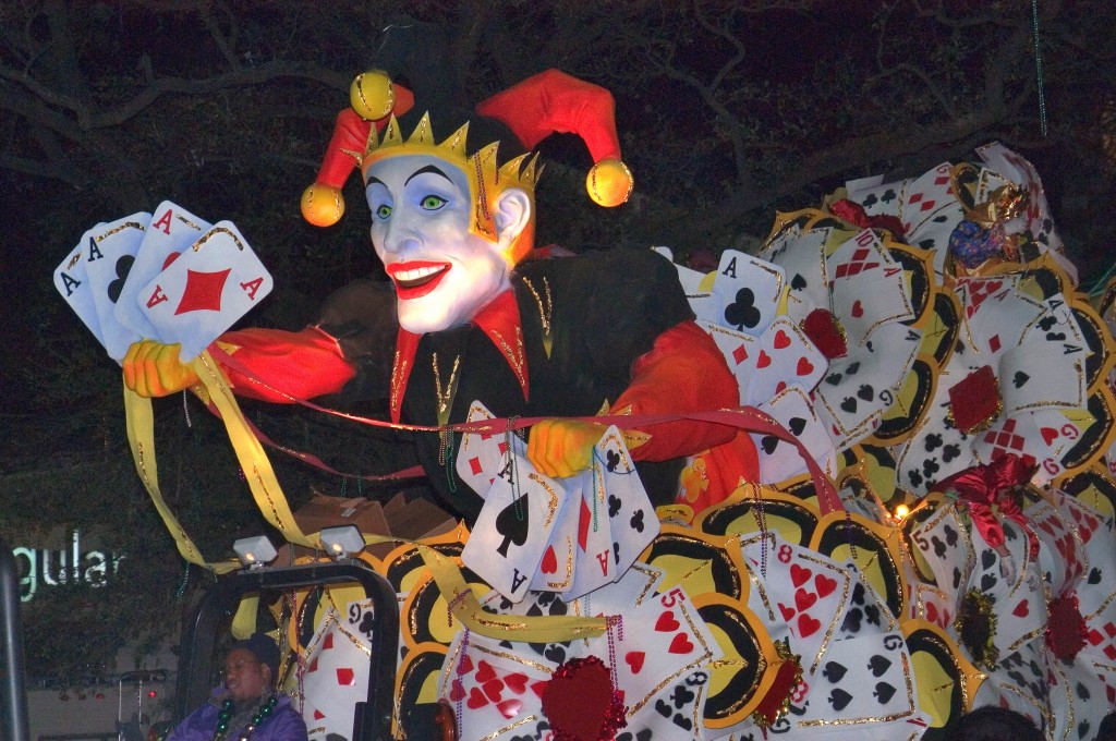 joker float krewe Orpheus
