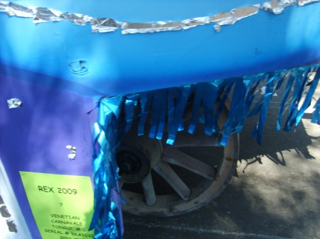 Rex Wooden Wagon Wheels 2009